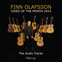 Finn Olafsson - New double DVD+CD set